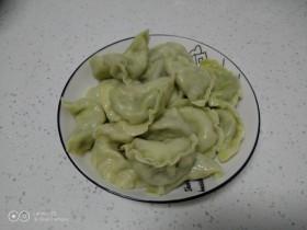 黄瓜蚂蚁菜猪肉饺子