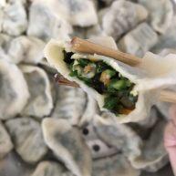 宋小助的韭菜虾仁饺子