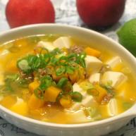 牛肉南瓜豆腐汤