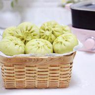 韭菜粉条发面包