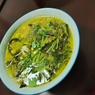 鳕鱼(明太鱼)海带汤