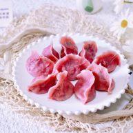 牡蛎韭菜粉嫩饺子