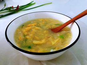 萝卜鸡蛋汤