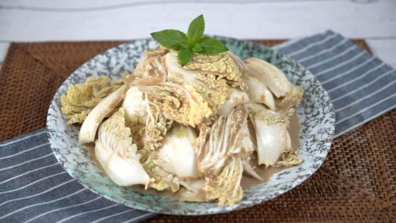 """乾隆白菜""""的做法,据说是乾隆帝最爱吃的一道菜"""