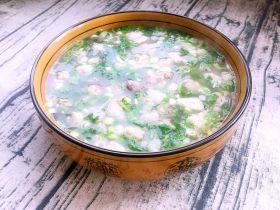 砂锅羊杂汤