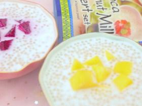 炎炎夏日,你一定要来一碗清凉又解暑的甜品!