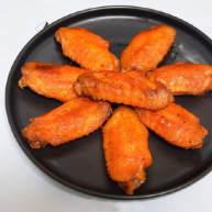 烤箱版奥尔良烤鸡翅