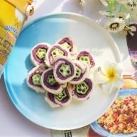 奶香秋葵吐司卷