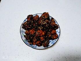 糖油酥脆糯米疙瘩