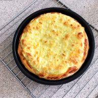 芝士榴莲饼