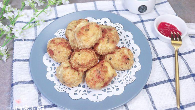 土豆虾球(天妇罗土豆虾球)