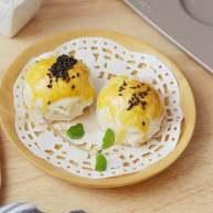 蛋黄豆沙酥