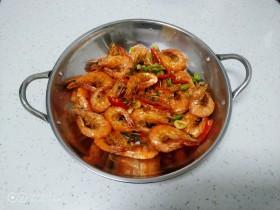 干锅基围虾