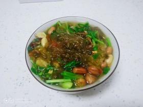 酸菜炖粉条