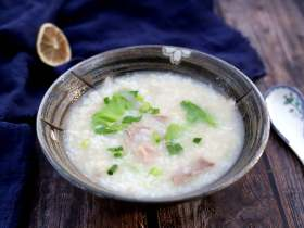 藜麦牛肉粥