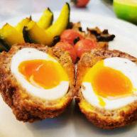 苏格兰炸鸡蛋-鸡蛋的花式吃法