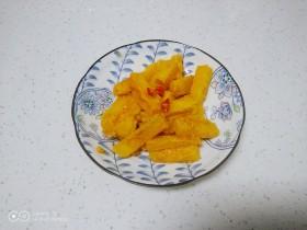 咸蛋黄南瓜