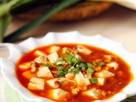 【食谱】教你一招,做出美味的麻婆豆腐