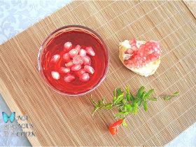 红石榴啫喱杯