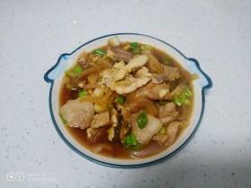 🐷肉炖鱼片