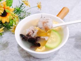 龙头鱼三鲜汤