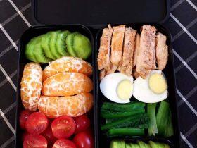 上班族低脂午餐