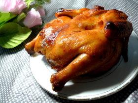 美味的新奥尔良烤鸡,做法简单方便