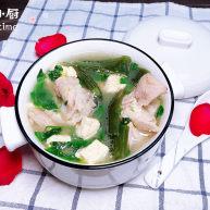 海带骨头汤