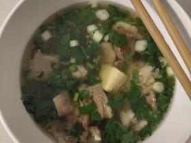 参芪羊肉汤