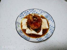 内脂豆腐蒸鱼块
