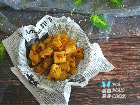 西式蒜香烤土豆