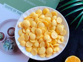 奶香蛋黄溶豆