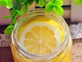 美白排毒下午茶♀酸奶火龙果,蜂蜜柠檬水