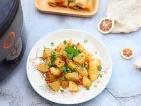 空气炸土豆