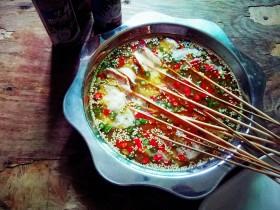 冬至美食   藤椒钵钵鸡