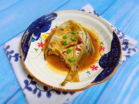 冬至美食+小龙虾酱烧鲳鱼