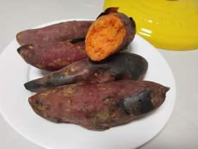 砂锅版烤红薯