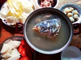 冬至美食  鱼十羊鲜味火锅