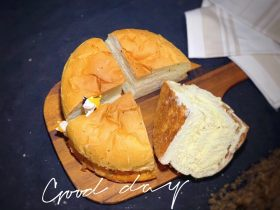 冬至美食—黑芝麻奶酪包