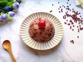 冬至美食  红豆糯米饭