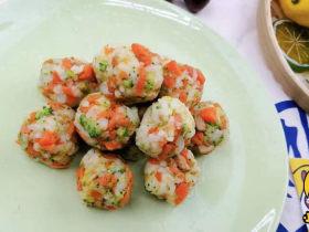杂蔬鹅肝小饭团12个月宝贝生鲜【小鹿优鲜】