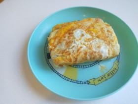 早餐鸡蛋煎饼