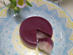 素食养生(冬季篇)——桑椹椰汁膏