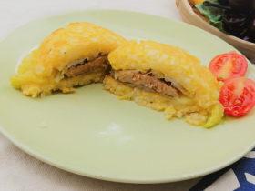 宝宝辅食:鹅肝米饭汉堡。健康低热量,源自北欧,纯净生鲜【小鹿优鲜】