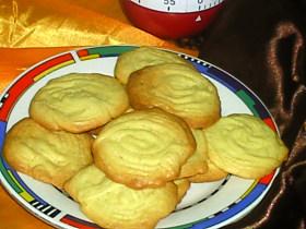香草奶酥薄饼