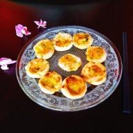 雞蛋玉米餅