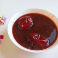 紅棗黑米粥