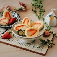 """草莓<span style=""""color:red"""">山药</span>"""