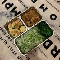 猪肉酸菜炖粉条便当