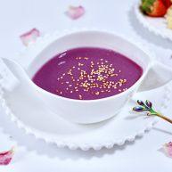 """紫薯<span style=""""color:red"""">米</span><span style=""""color:red"""">糊</span>"""